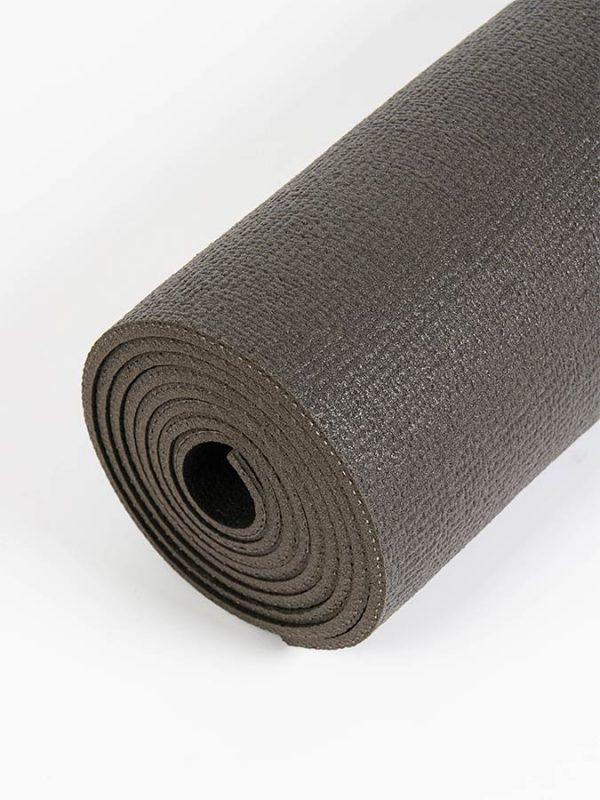 Oeko-Tex Original Sticky Long 4.5mm Yoga Mat - Taupe Brown (5)