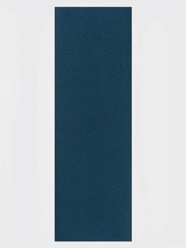 Oeko-Tex Original Sticky Standard 4.5mm Yoga Mat - Aegean Blue (2)