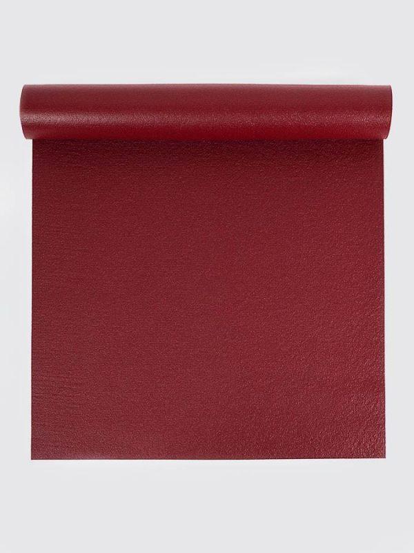 Oeko-Tex Original Sticky Standard 4.5mm Yoga Mat - Berry Red (1)