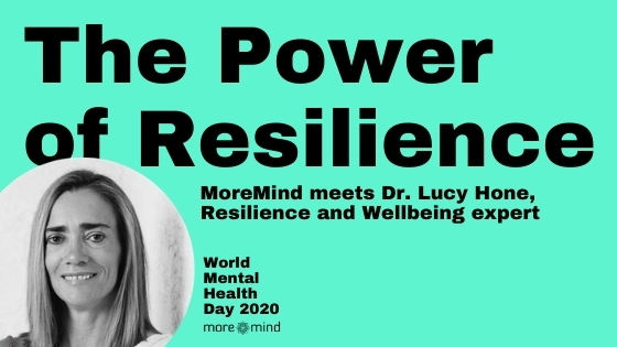 The Power of Resilience – MoreMind meets Dr. Lucy Hone, Resilience and Wellbeing Expert