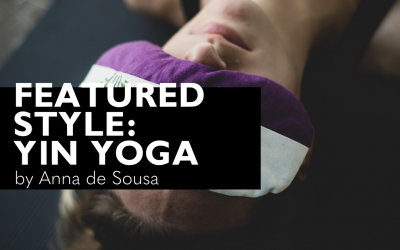 May's Featured Style: Yin Yoga