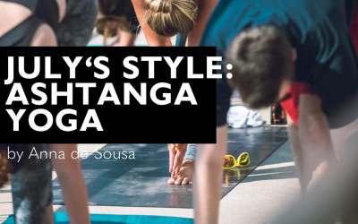 Ashtanga Yoga: What is it & where did it come from?